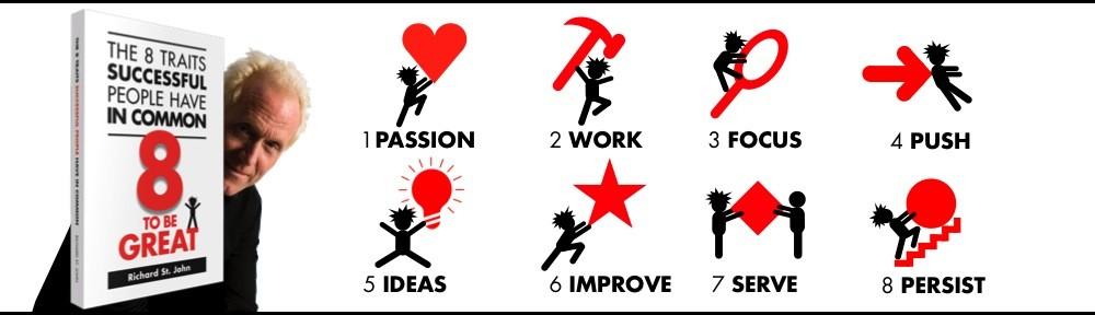 8 secrets of success essay conclusion