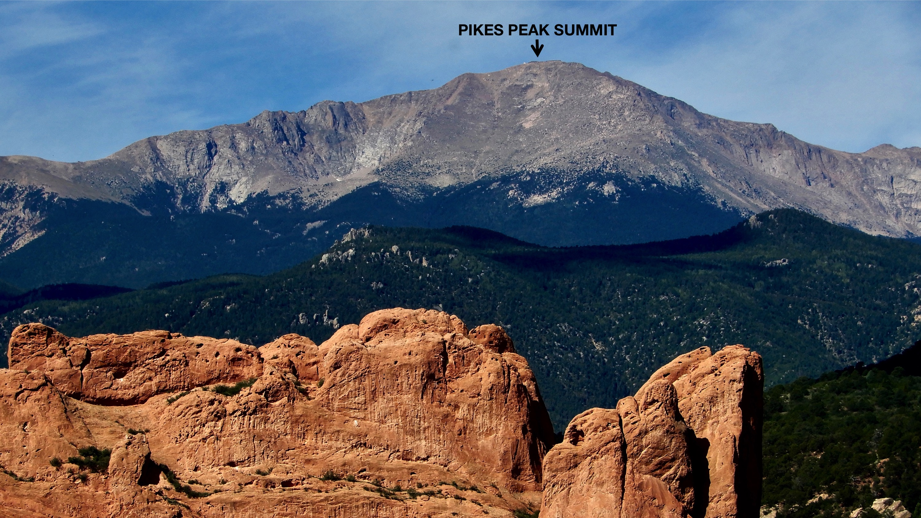 Image result for pikes peak